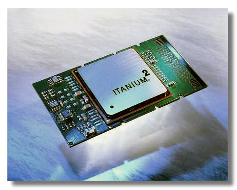 The Intel Itanium2 Processor.